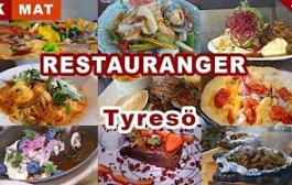 Film om Restauranger i Tyresö