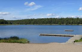 Tyresö Kommun räddar Öringesjön