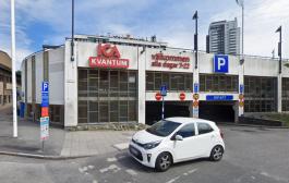 Nytt parkeringssystem i Tyresö Centrum 1 Juli