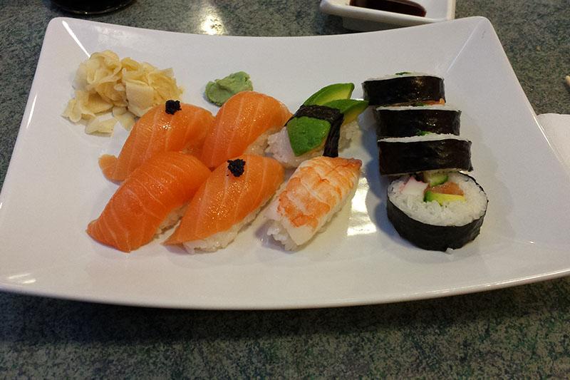 Kamon Sushi Tyresö